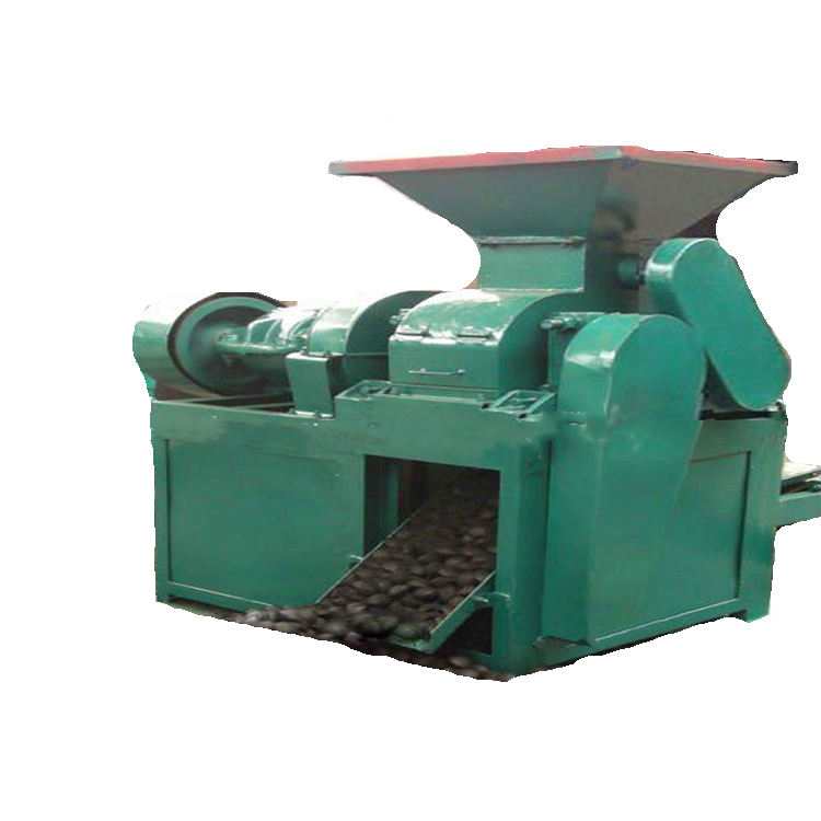 Sawdust Coal Coke Powder Pressing Press Charcoal Briquetting Machine