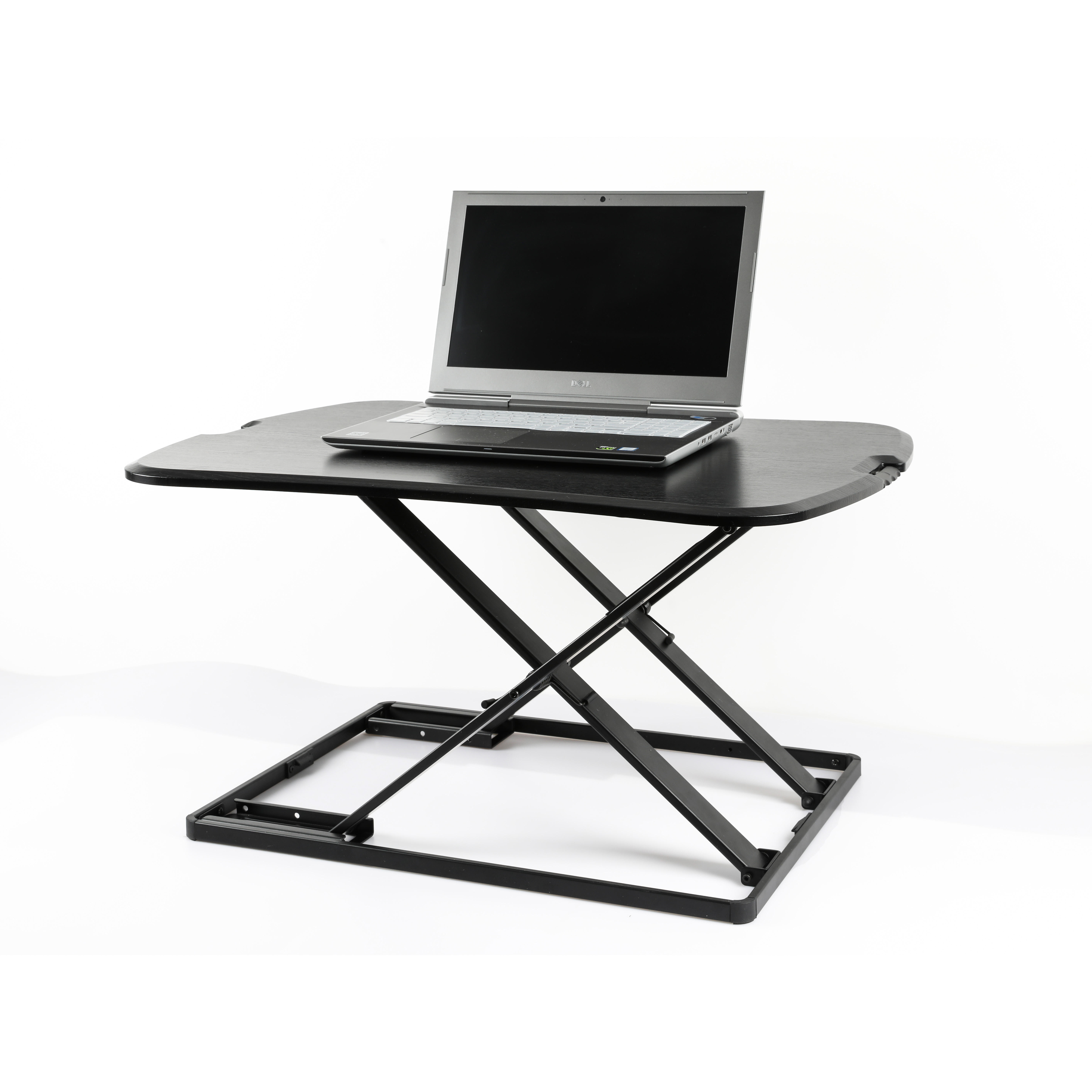 Office Furniture Ergonomic Height Adjustable Laptop Standing Desk Sit To Stand up Computer Desk Converter
