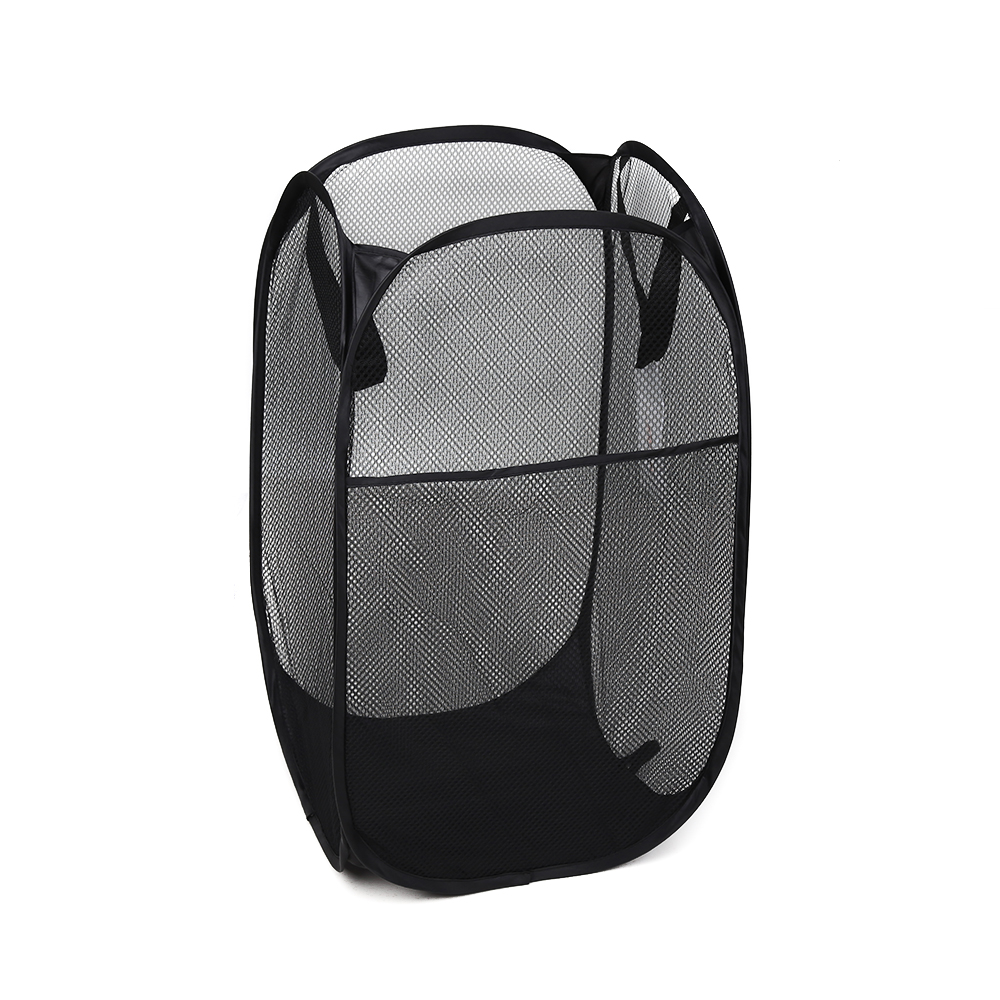 New arrival Pop up mesh hamper laundry basket