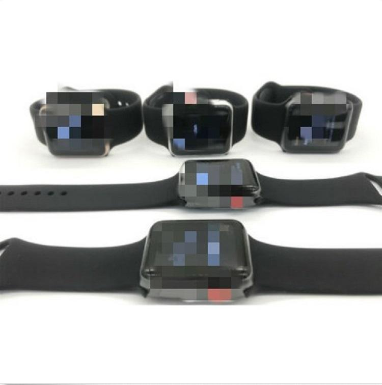 Quality Original Smart Watch 3 band GPS 38mm Lcd Display Watch Series 3 for Apple iphone