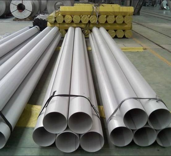 ASTM A312 108mm Diameter 4 inch 304 316 Stainless Steel Pipe 6m long