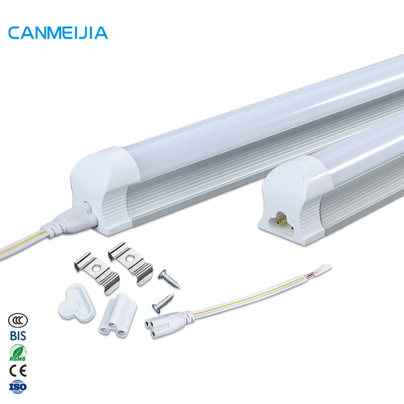 2ft 3ft 4ft 220V 20 Watt 60CM 120CM Lamp Bulb Tubes Fixture Lighting Integrated Light T5 T8 Led Tube,Linear Light,Led Tube Light