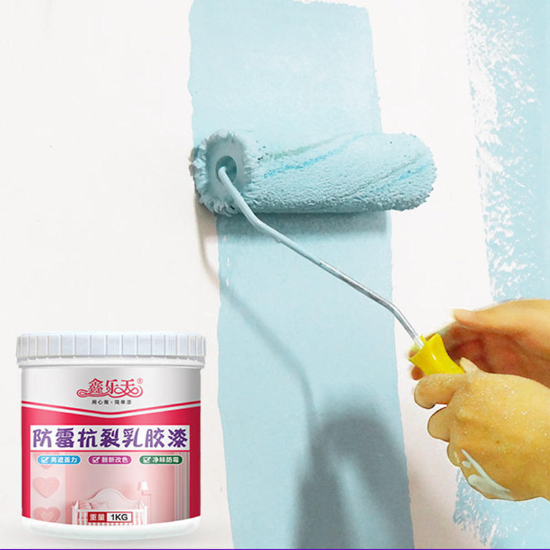10KG Environmentally Friendly Interior Wall Coating Paint Colorful Decorative Material Acrylic Latex Paint