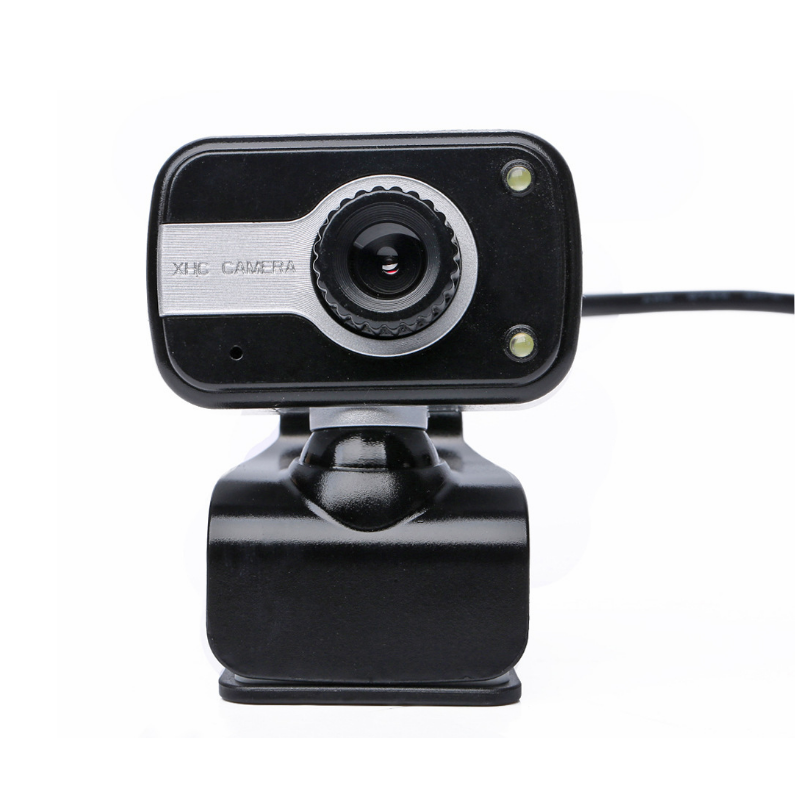 0308 Chip USB2. 0 Webcam Built in Microphone with 1.5 Meter Cable Free Driver