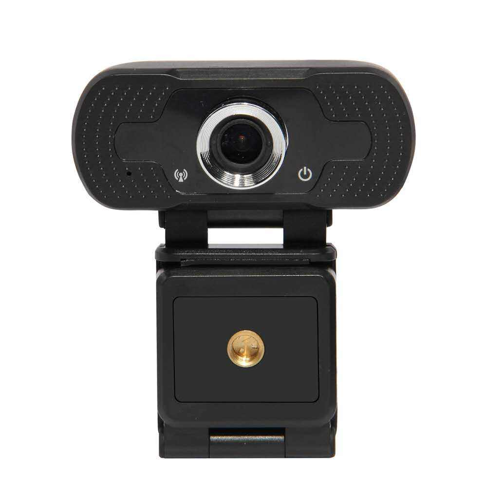 2020 most popular Full HD 1080p Build In Dual Microphone Autofocus USB Webcam for computer