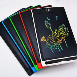 8.5 inch kids Paperless LCD Writing Tablet replaceable battery LCD writing board Electronic Drawing pad for office supplies