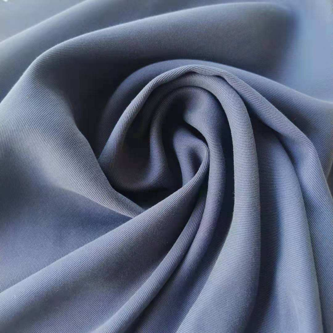 Hot selling comfortable soft 100% lenzing modal fabric woven for gament