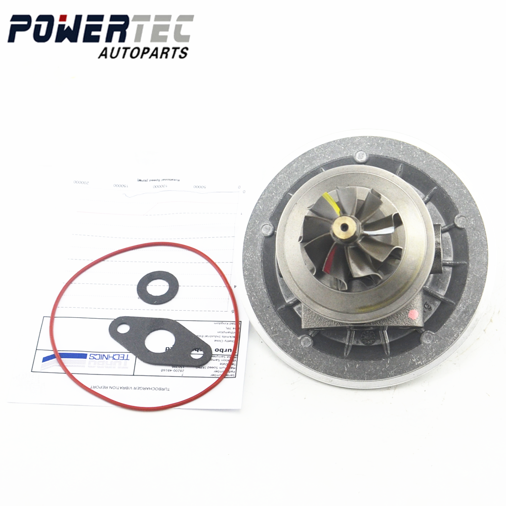 high quality 28200-4B160 turbocharger core turbine cartridge chra for Hyundai Van / Light Duty Truck 4D56T 58KW / 79HP