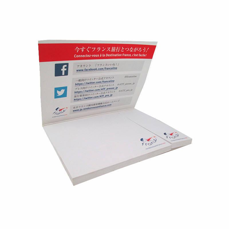 Alta <span class=keywords><strong>calidad</strong></span> suministros de papelería Sticky Memo notas almohadillas
