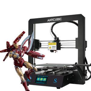 Anycubic Mega S portable diy 3D printer FDM digital desktop I3 Mega upgrade printing machine