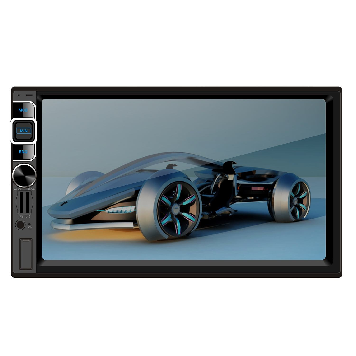 Batch Groothandel Hoge Kwaliteit Flat Panel Display Autoradio 2020 Kosten Mini Truck <span class=keywords><strong>Draagbare</strong></span> Tv