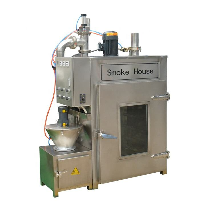 Industrial Fish meat smoke house / meat smoking machine / smoke oven