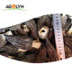 Mushroom Dried Dried High Nutrition Food Mushroom Dried Black Morel