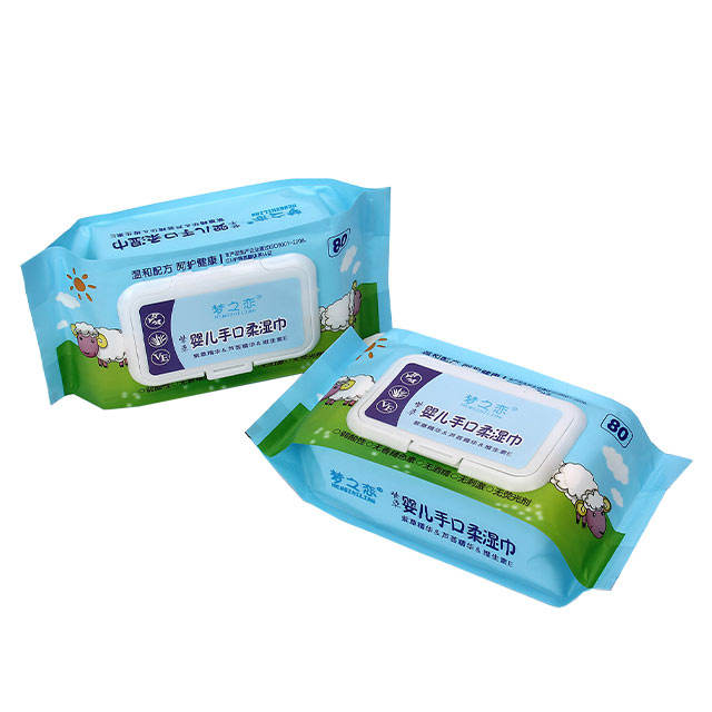 Cleaning Use and Yes Alcohol Free antiseptic baby wet tissues