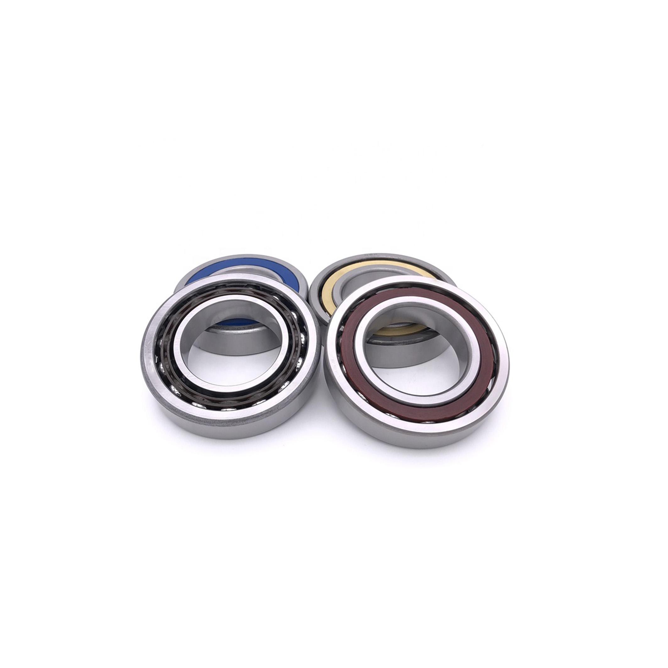7006B Angular Contact 30x55x13 30mm//55mm//13mm Ball Screw Spindle Ball Bearings