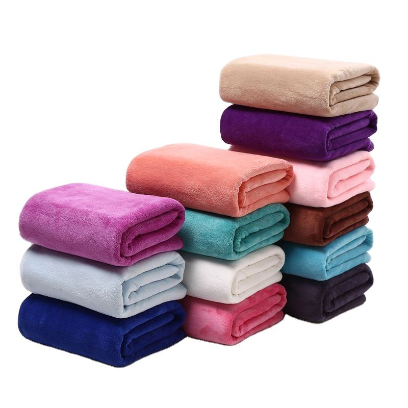 Hot selling High quality Microfiber Fabric Bath Towel Customized Size and Logo