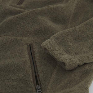 Wholesale fleece hunting jacket