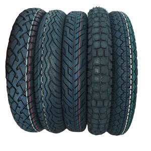 Super quality hot sale motorcycle tire 90.90-18 110.90-16 400-8 120/90-16 130/70-17 etc