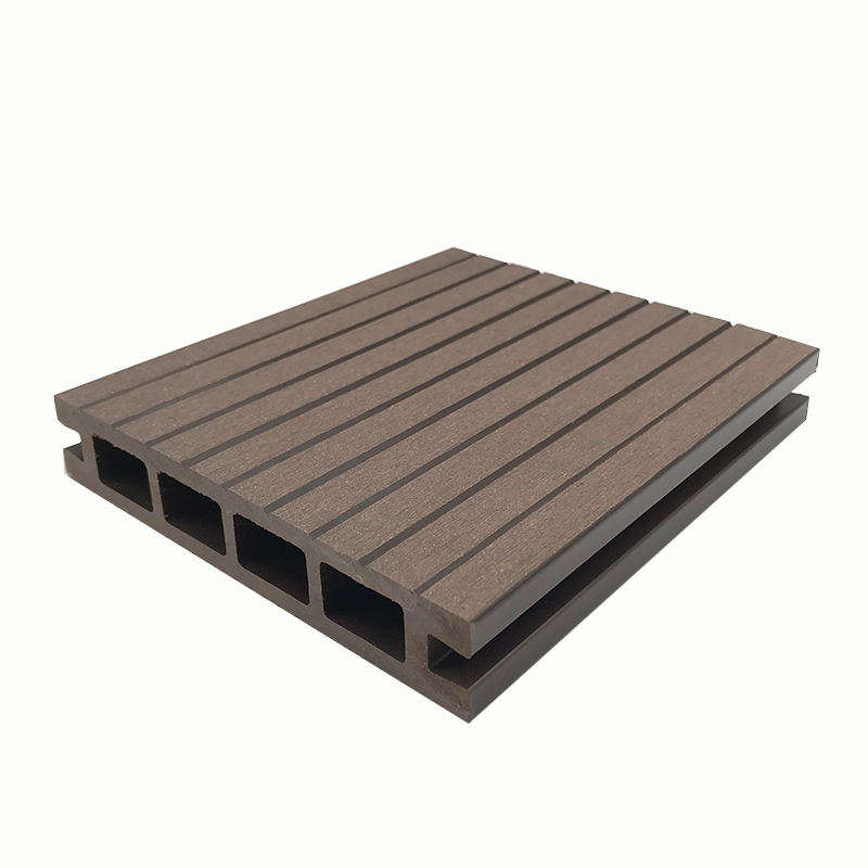 Building Material Outdoor WPC Wooden Decking Flooring