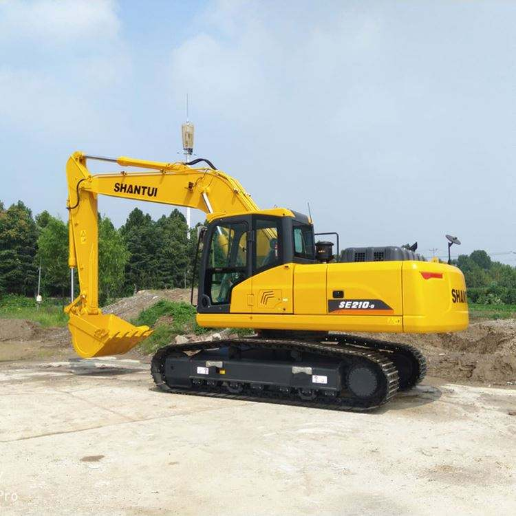 Factory Lowest Price 47Ton 1M3 SE220 SHANTUI Excavator For Sale