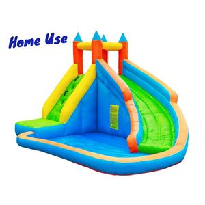 Home Use Hot Cheap Kids Air Bouncer Inflatable Slide for Sale