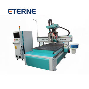 ATC 4 axis 5 axis desktop cnc wood rotary router engraving cutting woodworking carpenter machine