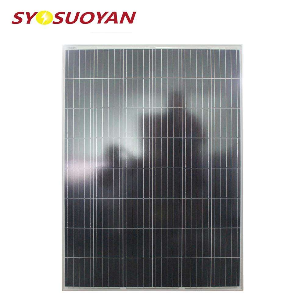 Hot Sell poly mono crystalline silicon 24v 250w photovoltaic solar panels for manufacturers in China