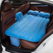 Portable Relaxing Modern Plastic INNER Inflatable car bed  mattresses