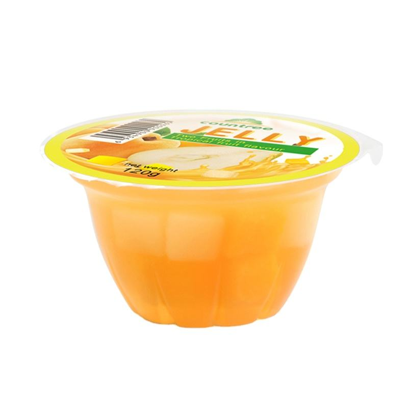 Best Selling High Quality Jelly In Cup Assorted Fruit Jelly Mixed Fruit Jelly Tropical Fruits Flavour