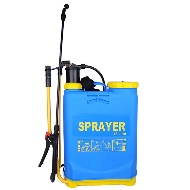 Jiabao Hand Pressure Sprayer Knapsack Manual Sprayer Pulverizador Spray Garden Tools Water Irrigation Pesticide Spraying Atomize