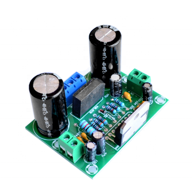 100w Mono Power Amplifier Board PCB  Single Channel Bare Board TDA7293 94
