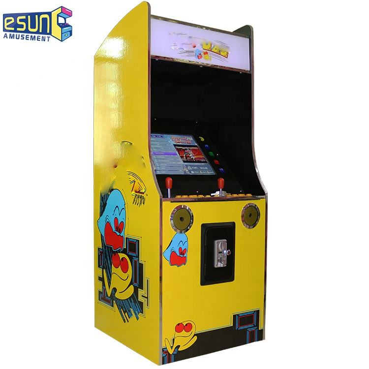 Coin Operated pacman Centipede 3000 in 1arcade cabinet pandoras box arcade video arcade machine