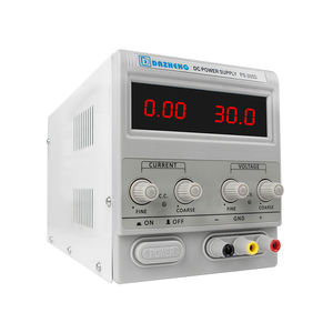 PS-305D 30v 5a Linear DC Regulated Power Supply LED Display Digital Adjustable Variable Lab Benchtop Power Source