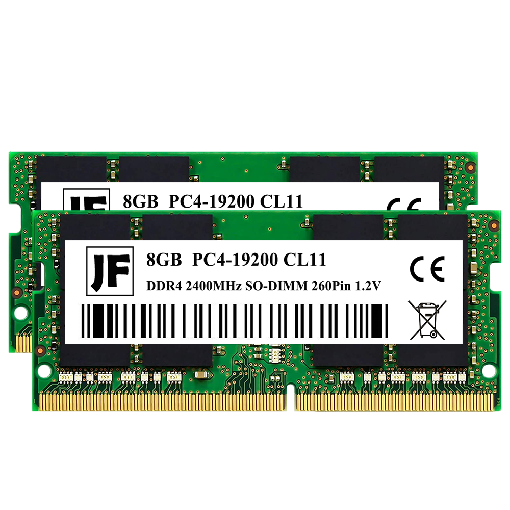 JF Factory Wholesale 4gb cpu ram ddr4 8gb 16gb 32gb sodimm 2400 3200 Mhz <span class=keywords><strong>ramカード</strong></span> (ラップトップ用)