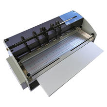 China Manufacture SCM-46P Die Cutting Perforating Paper Creasing Machine