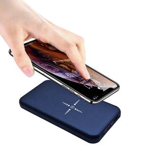 QI Wireless Charger 10000mAh QI Power Bank with pd&qc powerbank for phone