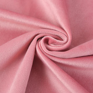 high quality wholesale 100%polyester Silk velvet fabric online for sofa Pillow Full dress