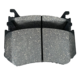 Perfomance No Noise Brake Pad Auto Systems Car Ceramic More Safty D2043 OE68309144AA