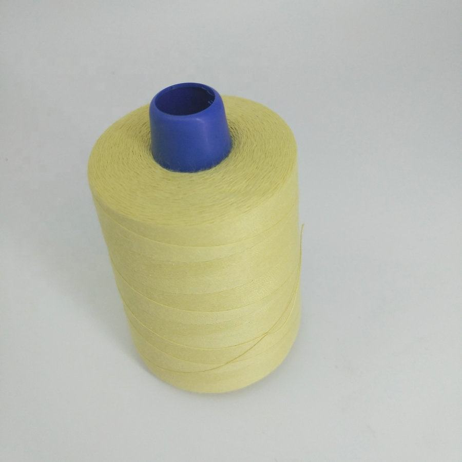 Aramid Thread kevlar thread Fireproof sewing thread whole sale 20s/3