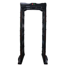 Portable Foldable Door Frame Walk Through Metal Detector Gate