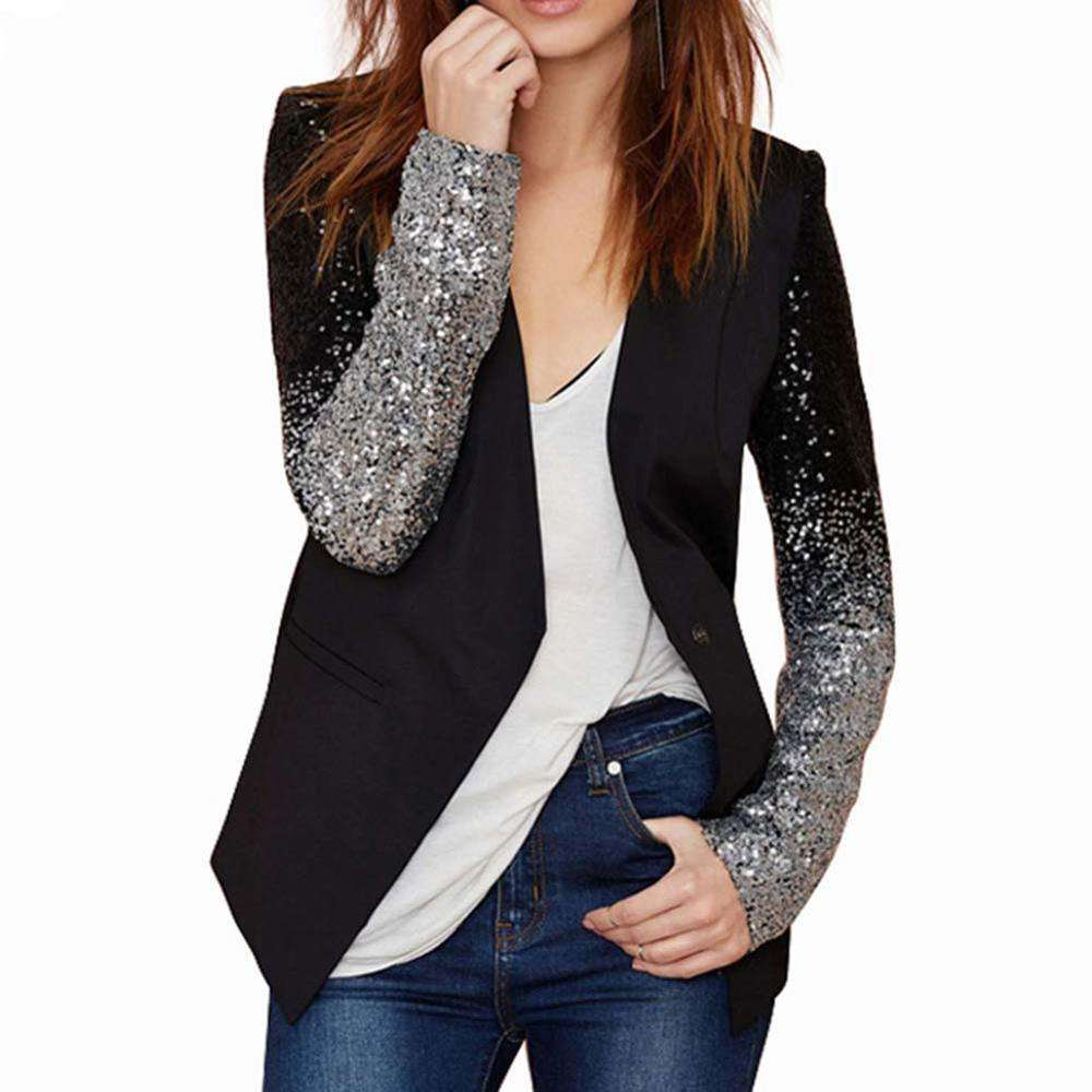 Z57536B blazer women ladies jackets designs china wholesale blazers ladies formal blazer