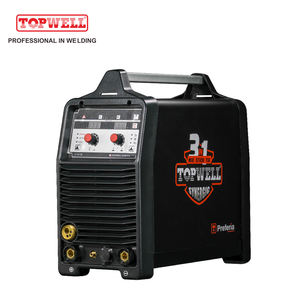 Topwell pulse soldadura mig PROMIG-200SYN PULSE mig welder 200a welding machine 3 IN 1 ture pulse Job List synergy