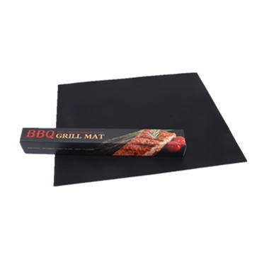 2020 hot sale non stick heat resistant PTFE BBQ grill mat sheet liner