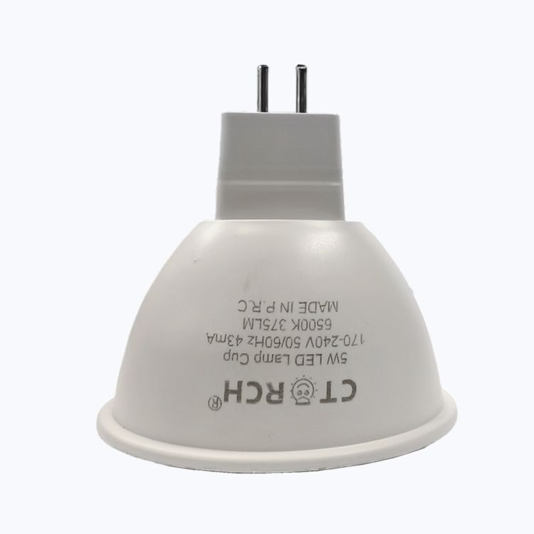 CTORCH Wholesale 7 Watt 5 Watt Mini LED Spot light Small MR16 GU5.3 GU10 Lamp LED bulbs