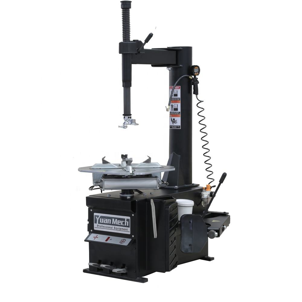 "Factory Price YuanMech N959B Semi Automatic Swing Arm 10-22"" Tire Changer C"