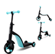 wholesale bulk baby scooter 3 in 1 for 3 wheel Children's ride on car cheap kids children scooter for sale