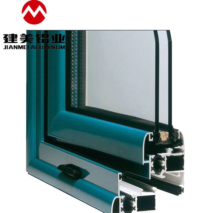 T3-t8 Alloy Aluminium Extrusion 6063 Scrap Window Profile Aluminum Profile Door