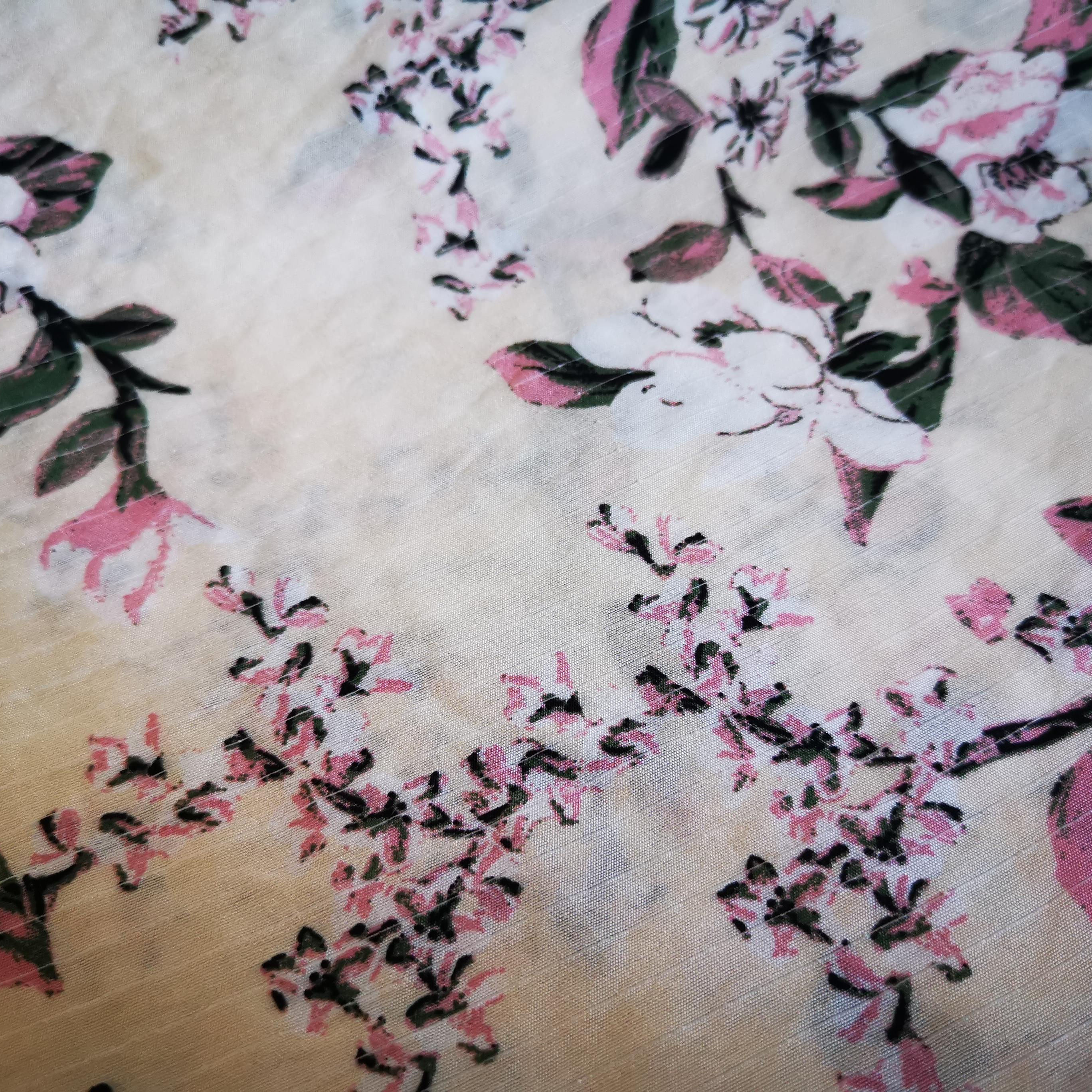 China Factory 100% Microfiber Polyester disperse Print Home Textile Fabric Renewable Source 70GSM sofa fabric new