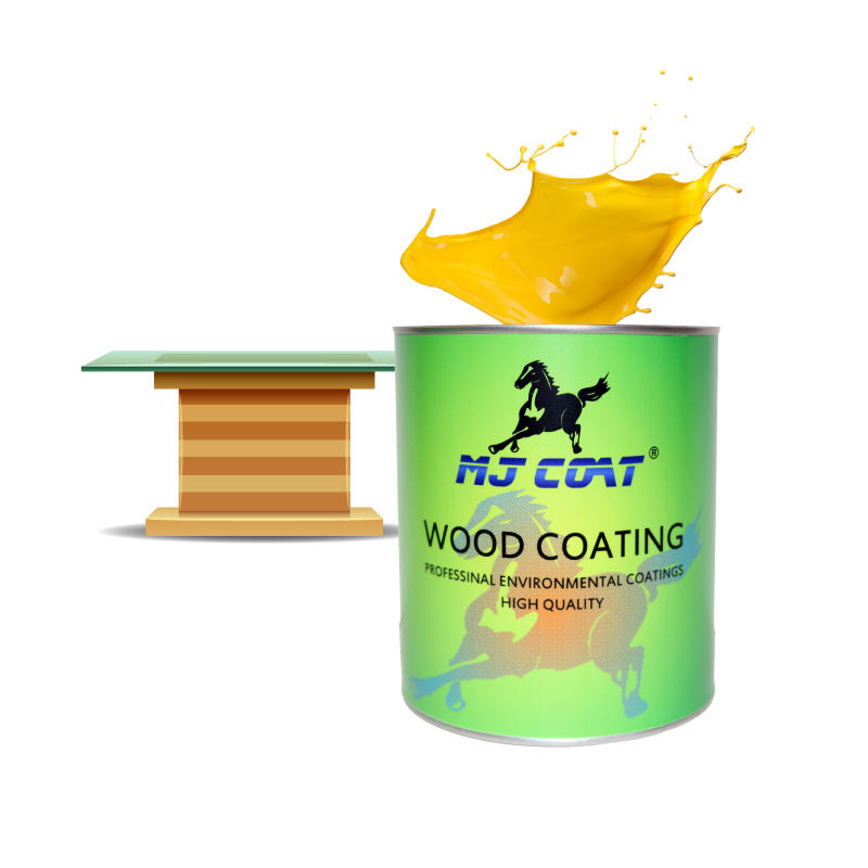 Matte Finish For Wood Paint Matt Wooden Polyurethane Varnish Polish Paint High Performance