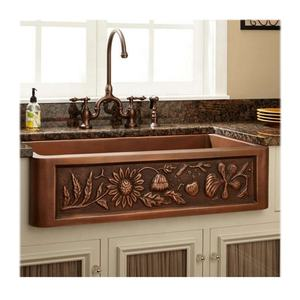 Kitchen Copper Sinks
